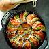 ingredients preparation gratin d aubergine et de tomates au pesto