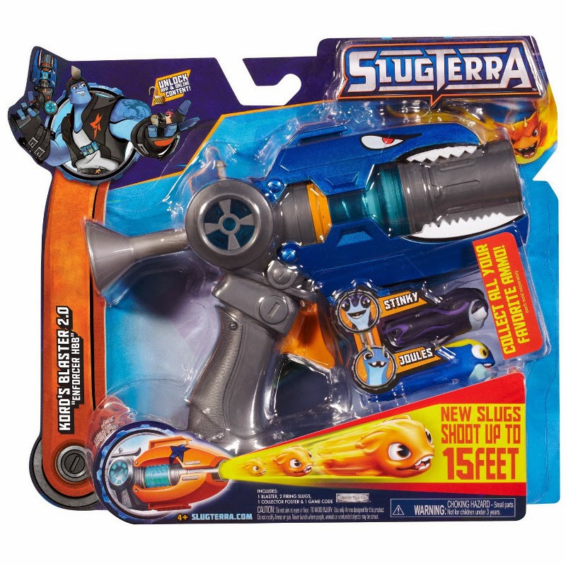 Free coloring pages of slugterra blasters
