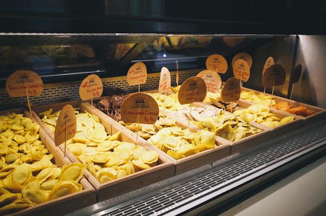 ジョバンニ・ラナ・パシィテフィコ・エ・クッチーナ(Giovanni Rana Pastificio & Cucina)
