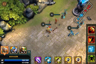 Legendary Heroes MOBA MOD Apk v2.3.74 Unlimited Cash Coin/Crystak Android Game Offline Terbaru