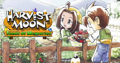 Harvest Moon Seeds of Memories Apk Data for Android Terbaru