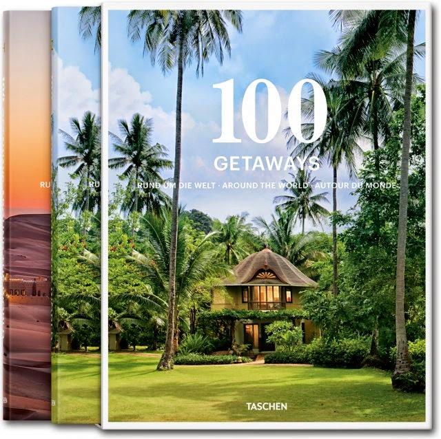 100 Getaways de todo el mundo TASCHEN