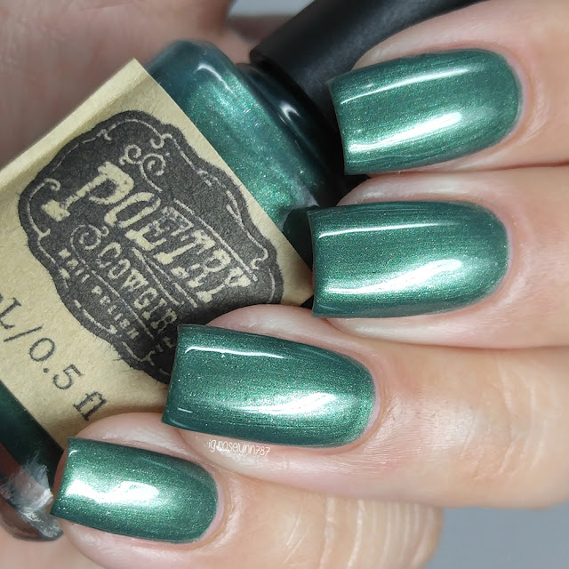 Poetry Cowgirl Nail Polish - Under The Mistletoe