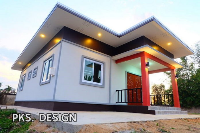 "For sure you already have seen hundreds of house design from jbsolis.com. It may be a big house design, a small beautiful house design, a bungalow house design or a new home layout. Have you already found what you are looking for? Especially for your dream house?  Although we have seen many house designs on the internet or on our neighboorhood, sometimes it takes only one house to captivates us and made us fall in love with. With this, we can say, this particular design of the house is what I want and what I am going to build for my family.  Just in case you have not found anything yet, here's another compilation of houses for you to scroll down and look for ""the one"" you will love."