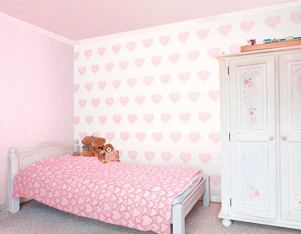 Papel pintado marzo 2016 - Papel pintado habitacion infantil nina ...