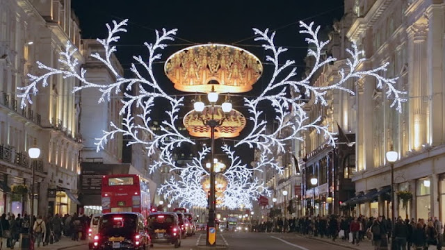 Londres em dezembro
