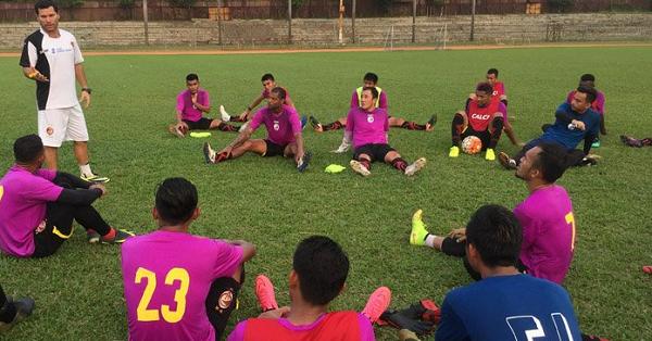 Jelang Lawan PS TNI, Sriwijaya FC Fokus Bangun Kekuatan