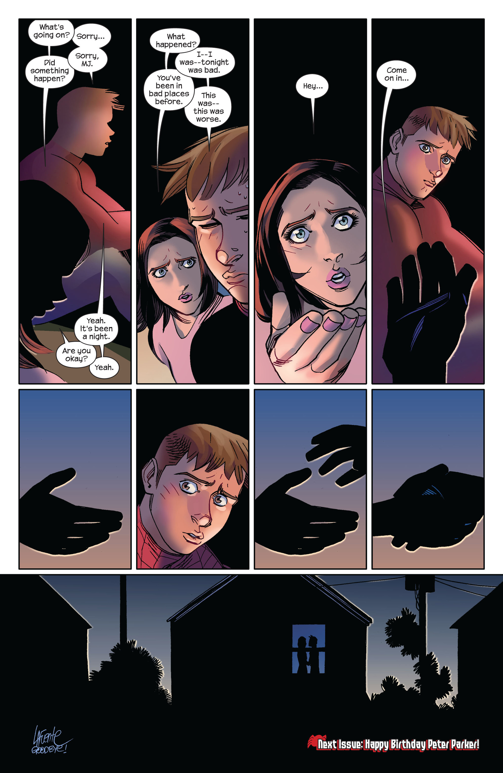 Read online Ultimate Spider-Man (2009) comic -  Issue #154 - 21