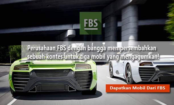 Bonus Mobil Mewah Dari FBS