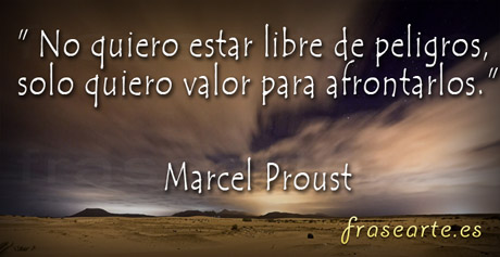 Frases célebres de Marcel Proust