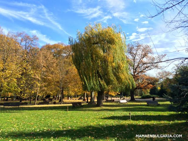 Parque de la Libertad, Sofía, Bulgaria