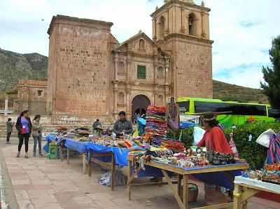 Iglesia de Pucará, Perú, La vuelta al mundo de Asun y Ricardo, round the world, mundoporlibre.com