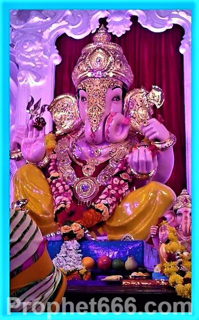 Satyavinayak Ganapati