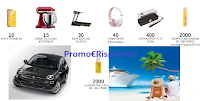 Logo Screen Happy Days: con Screen e Nubea vinci migliaia di premi , Fiat 500 e 3 crociere