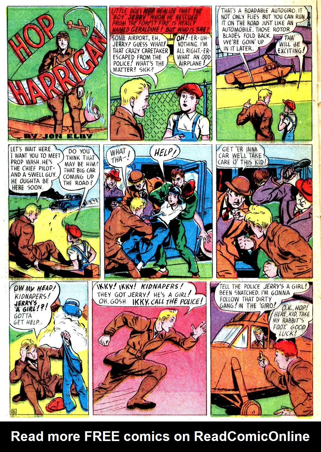 Read online All-American Comics (1939) comic -  Issue #6 - 38