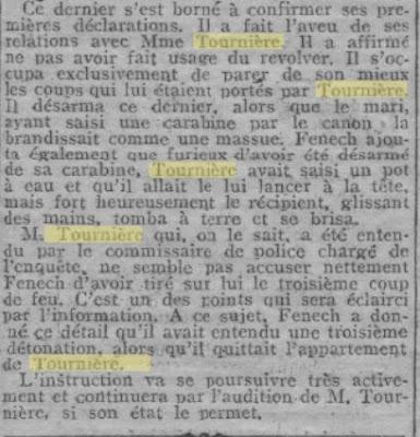Article du 20 juillet 1926 de l'Echo d'Alger