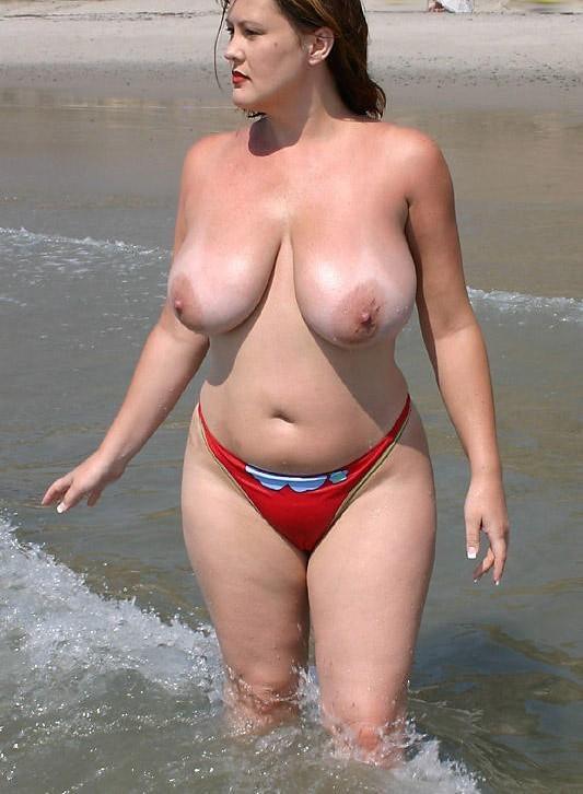 Chubby girls in bikinis porn fuck