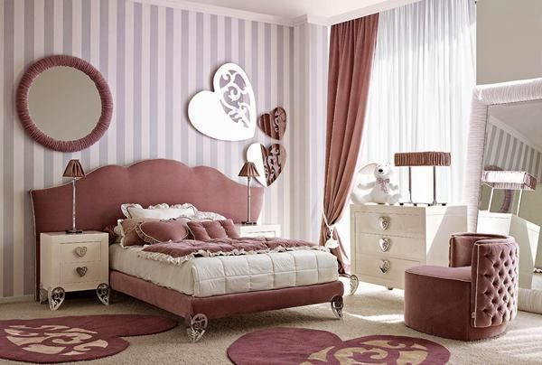 Habitaciones Para Chicas Romanticas Ideas Para Decorar Dormitorios - Dormitorios-chicas
