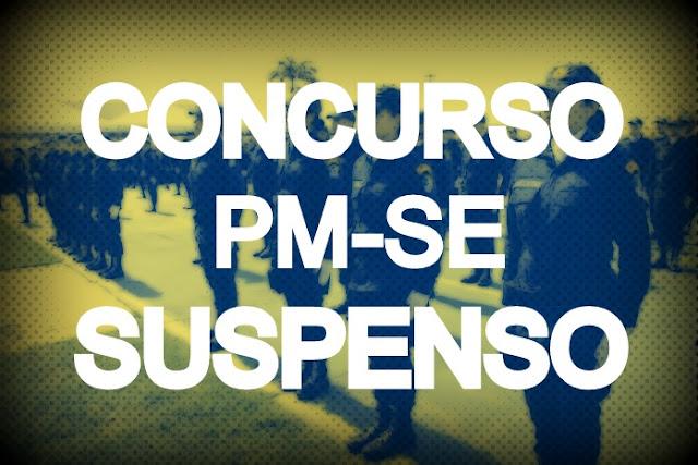 Justiça suspende concurso da Polícia Militar de Sergipe