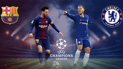 Assistir Barcelona x Chelsea ao vivo grátis em HD 14/03/2018