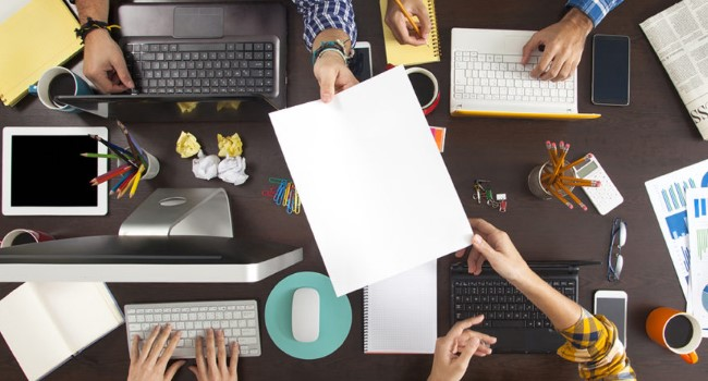 Contoh Surat Lamaran Kerja Sebagai Tim Kreatif Dalam Bahasa Inggris Yang Benar