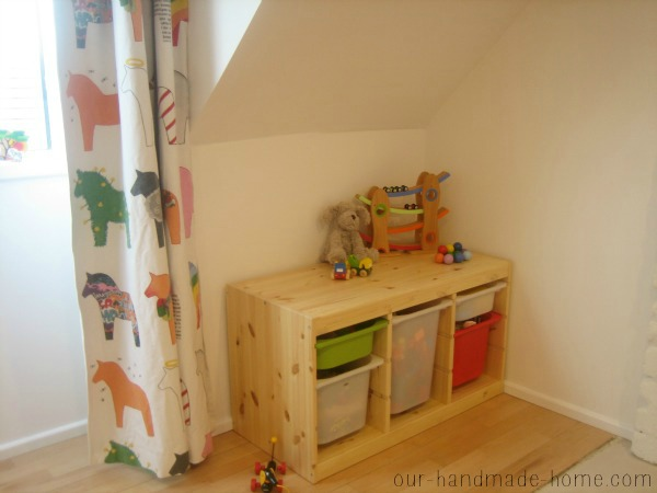 toy storage toddler - our-handmade-home.com