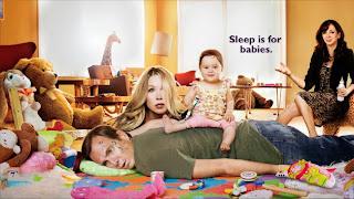 Padres cansandos