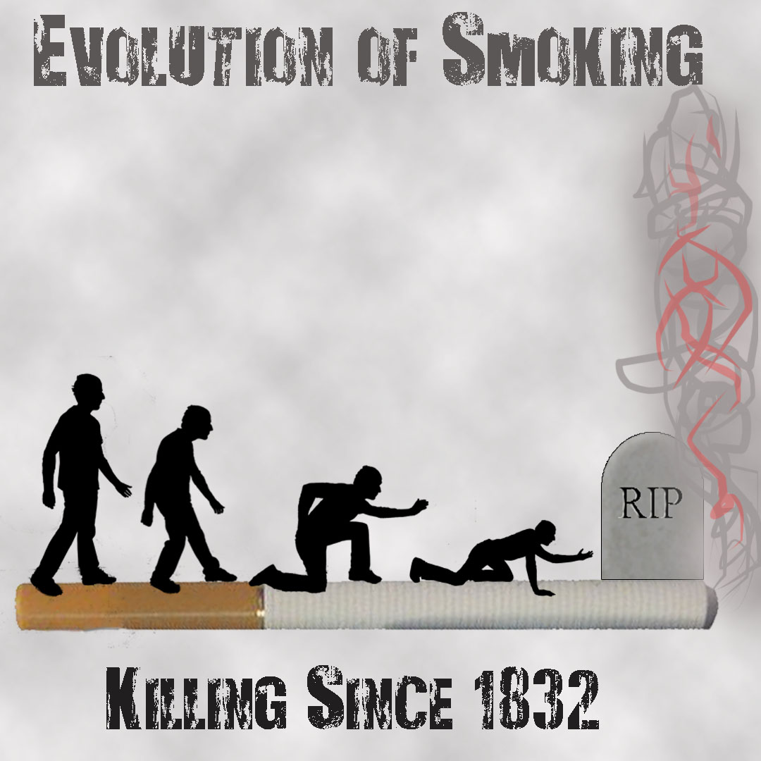 Cale's Blog: Anti-Smoking Campaign (Adult)