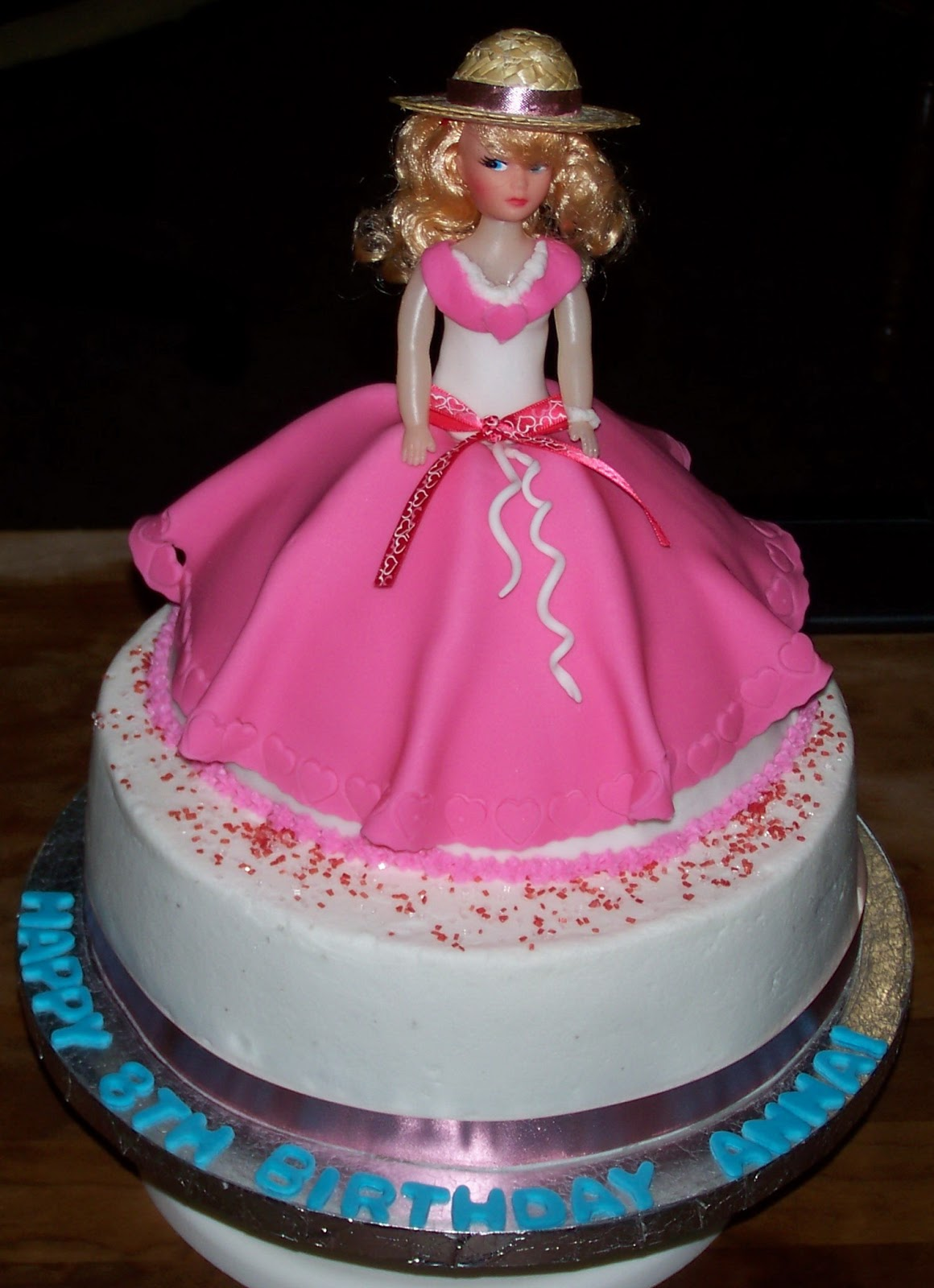 Birthday Cakes For You Barbie Cake For Girls
