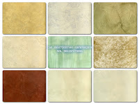 Contoh Tekstur Plaster Dinding Fresco Stucco venetian