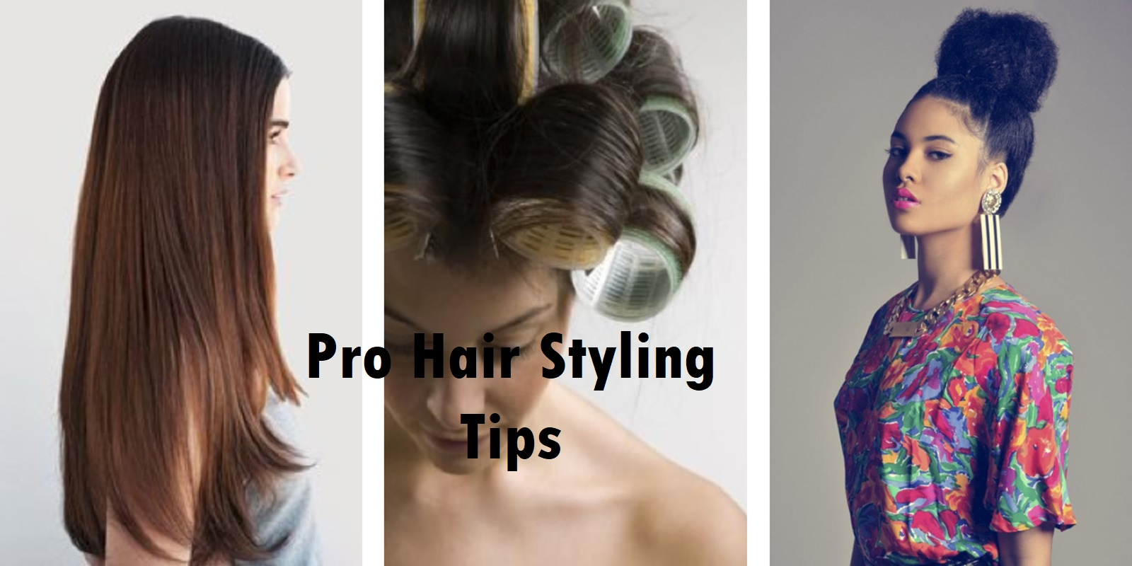 Long Hair Styling Tips How To Style Hair Safely Styling Tips From The Hairstyling .