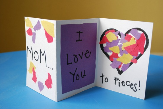 Mothers day Activity ideas