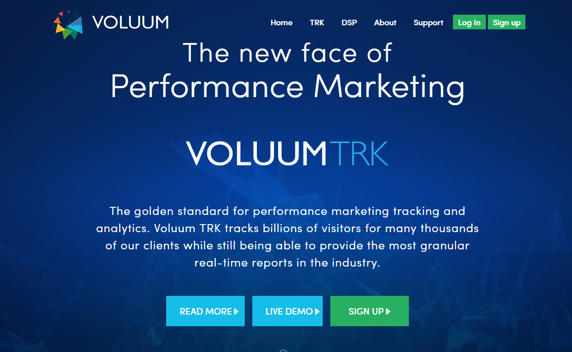 LAUNCHING AN AFFILIATE CAMPAIGN LIVE Voluum Tracking Setup