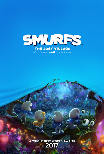 The Smurfs 3: The Lost Village (2017) สเมิร์ฟ 3: หมู่บ้านที่สาบสูญ