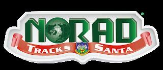 Logo von https://www.noradsanta.org/