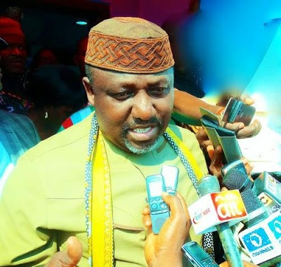 Gov Okorocha to cut civil servants' salaries, proposes 3 work days per week