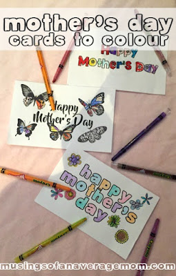 mothers day cards for kids