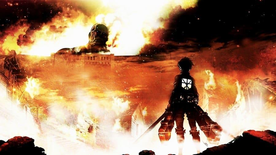 Ataque dos Titãs - 2ª Temporada Torrent Imagem