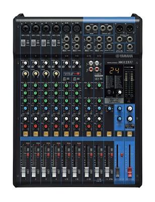 Mixer - Bàn trộn âm thanh