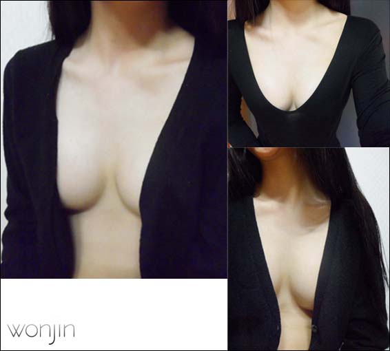 짱이뻐! - Lovely Breast With Korean Celebrities Breast Plastic Surgery