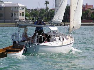 SV hideAway cruising