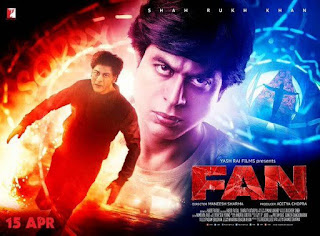 Fan 2016 Full Hindi Movie By SRK Vs SRK Download & Watch