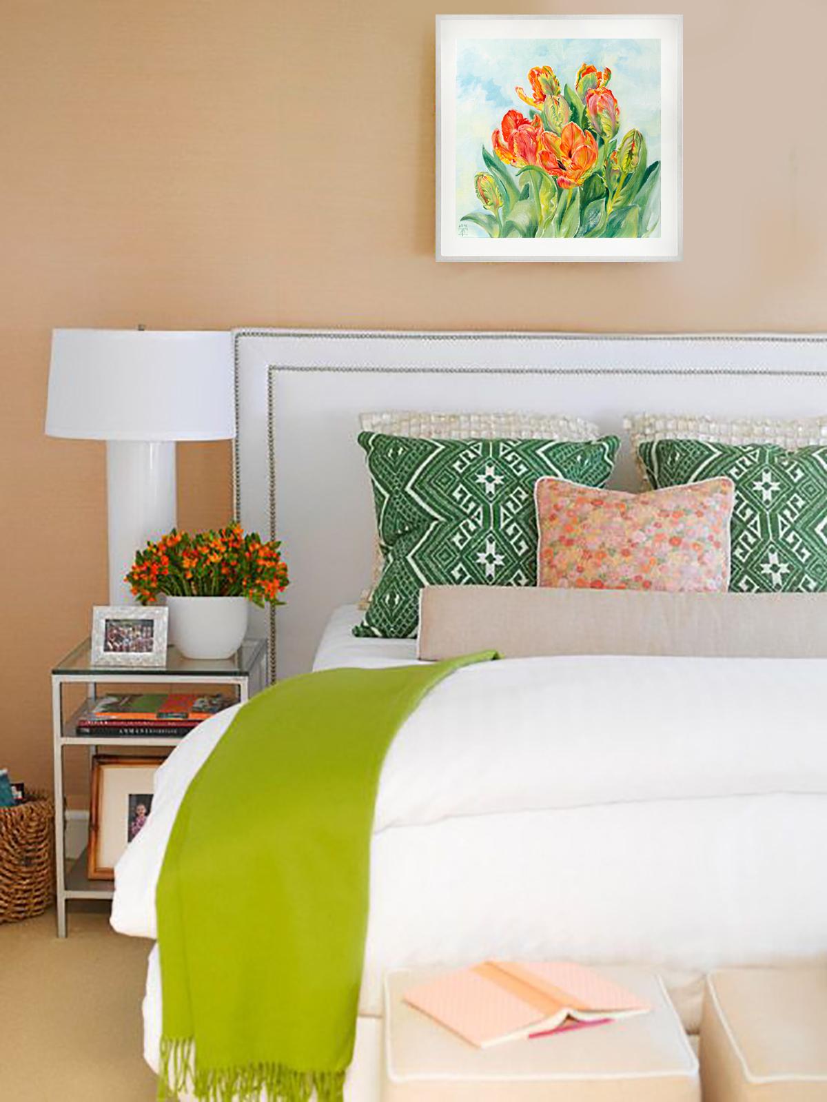 bedroom color schemes bedroom color schemes Bedroom Color Schemes for Springtime f899c84159cd5ed5f8b615efbd5dbd85 2