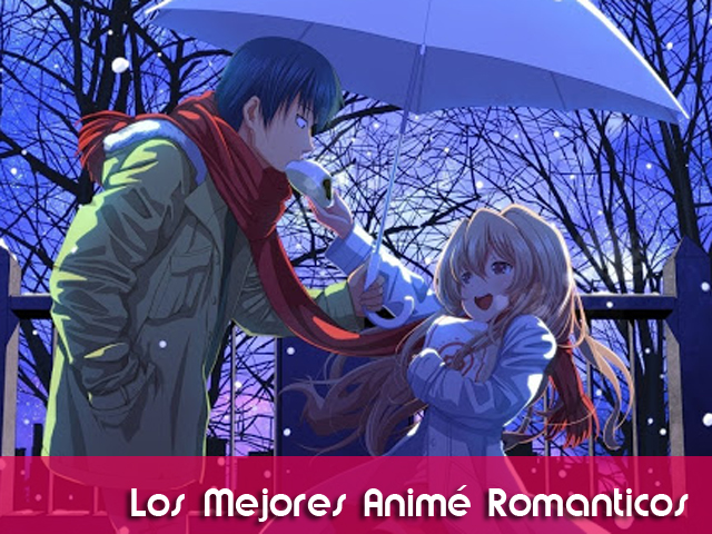 mejores anime comedia romantica