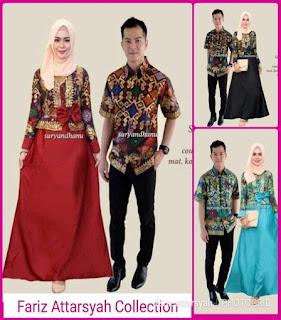 koleksi baju batik wanita