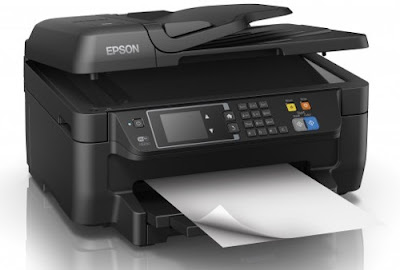 up thank you lot to the brusque booklet together with printer drib Epson WorkForce WF-2760DWF Driver Download