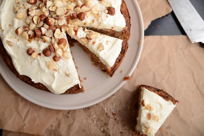 Carrot Cake Recipe Uk No Nuts: Waffle & Whisk: Carrot Cake (healthy & Sugar Free