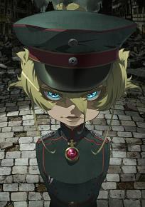 Youjo Senki Temporada 1×02 Online