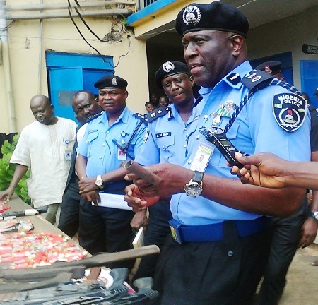 Police Commissioner Issues Threats to Divisional Police Officers in Rivers State...See Details