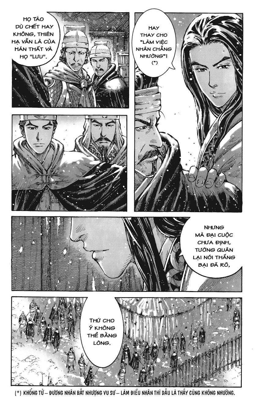 Hỏa phụng liêu nguyên Chương 442: Trung nghĩa lưỡng nan [Remake] trang 20
